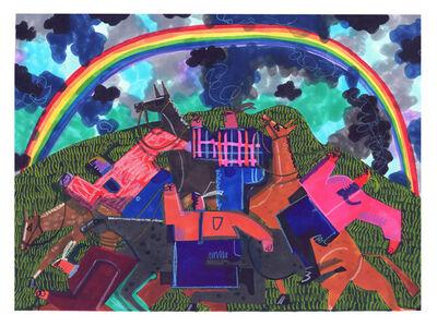 Andrea Joyce Heimer, 'Big Sky 2', 2020