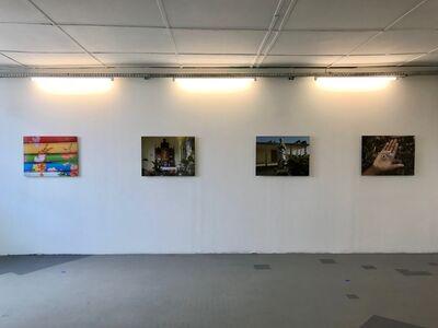 Bruno Creuzet, 'Rencontre', 2018