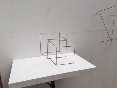 Lukas Ulmi, 'Espacio compartido IV'