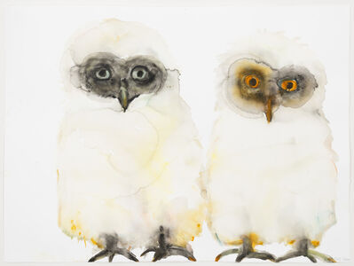 Kim McCarty, 'Untitled (Owls)', 2020