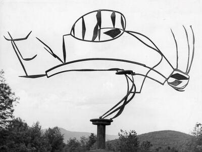 David Smith (1906-1965), 'Australia', 1951