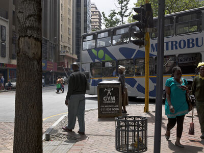 Guy Tillim, 'Eloff Street, Johannesburg', 2014