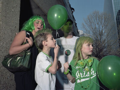 Mark Neville, 'St. Patrick's Day', 2012