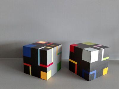 Luis Medina, 'Cubes Series', 2021