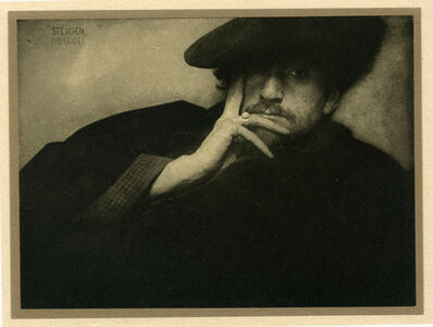 Edward Steichen, 'Solitude (F. Holland Day)', 1906