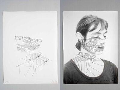 Annegret Soltau, 'SELBST #13', 1975