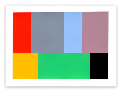 Tom McGlynn, 'Test Pattern 11 (Kelly) (Abstract painting)', 2005