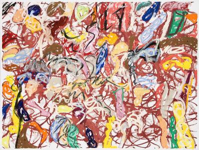 Michael Goldberg, 'Italian Landscape III', 2002