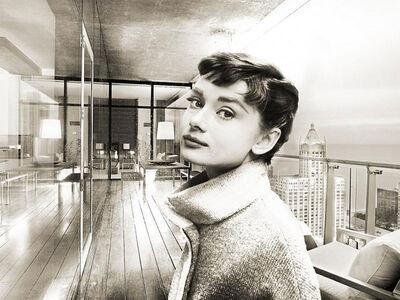 Axel Crieger, 'Manhattan - Audrey Hepburn', 2018