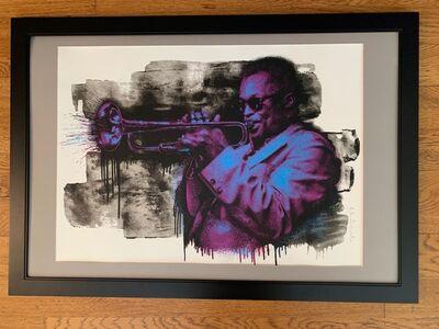 Mr. Brainwash, 'Miles Davis', 2015