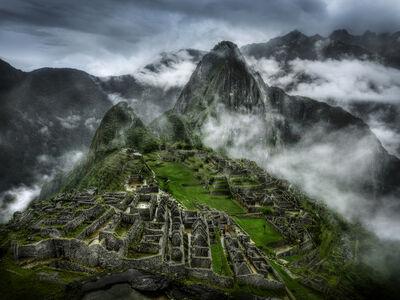 Christian Voigt, 'Machu Picchu - Peru', 2009