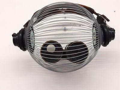 Robert Kananaj, 'Binocular Head', 2018