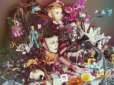 Valérie Belin, 'Still Life with mirror', 2014