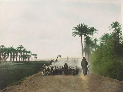 osama Esid, 'Shepherdess', 2005