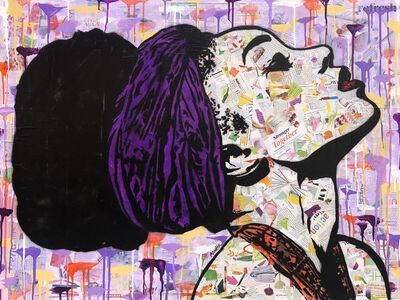 Amy Smith, 'Purple Rain', 2020