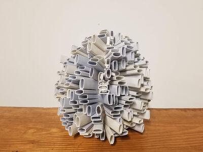 Kate Rusek, 'Implosion', 2018