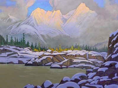 Nicholas Bott, 'Mountain Lake', ca. 2005