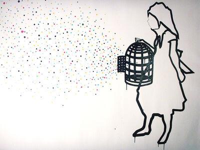 Skoya Assemat-Tessandier, 'No Hope for us Dreamers? #VII', 2010