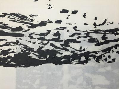 Sandy Walker, 'Wyoming Hills', 1989