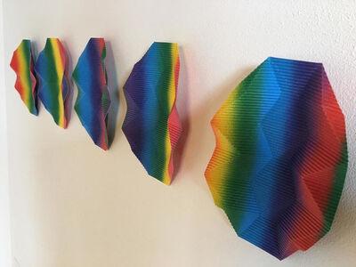 Vincenzo Marsiglia, 'Fold Paper', 2020