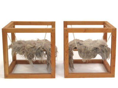 RO/LU, 'Primarily / Primary (After Carol Bove, Scott Burton & Sol Le Witt)', 2011