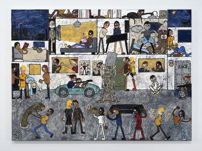 Jay Stuckey, 'Street Life', 2019