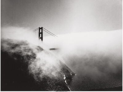 Minor White, 'Golden Gate Bridge', 1959
