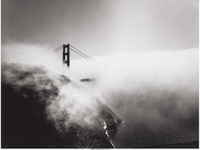 Minor White, 'Golden Gate Bridge', 1959