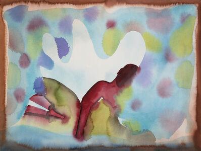 Francesco Clemente, 'Making Love in a Fleeting World #05', 2015