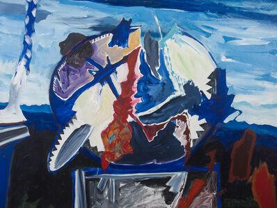 Jack Shadbolt, 'Birth of Knowledge', 1990