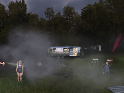 Julie Blackmon, 'Airstream', 2011