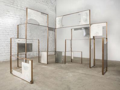 Ishmael Randall Weeks, 'Celosia de piso', 2020