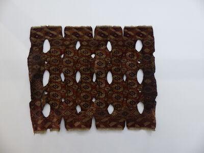 Ariel Schlesinger, 'Untitled (Two Burnt Woven Carpets)', 2015