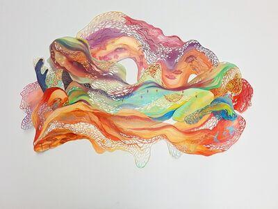 Chloe Dellosa, 'Millennial Women: Shaping the Contemporary Landscape', 2017