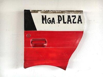 Alberto Borea, 'Plaza', 2019