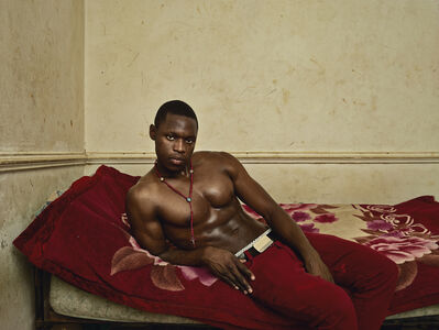 "Pieter Hugo, 'Louis Matanisa, Cape Town, from the series ""Kin""', 2013"