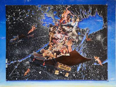 Gerry Bergstein, 'Oversized load, for Richard Serra', 2013