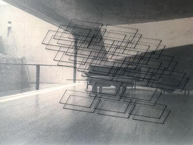 Ronald Moran, 'Diálogo inmaterial en un espacio de Tadao Ando XV', 2016