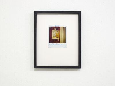 Horst Ademeit, '0333, 06.09.1991', 1991