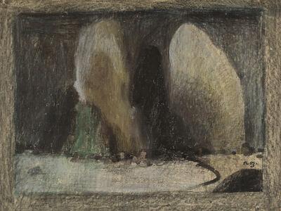 Irakli Parjiani, 'Landscape', 1991