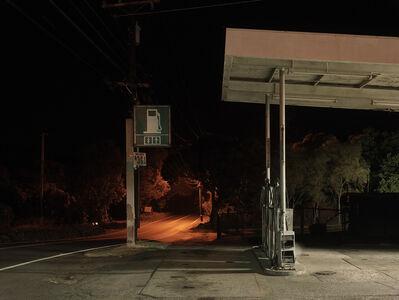 Josef Hoflehner, 'Gas Station, Big Island, Hawaii', 2014