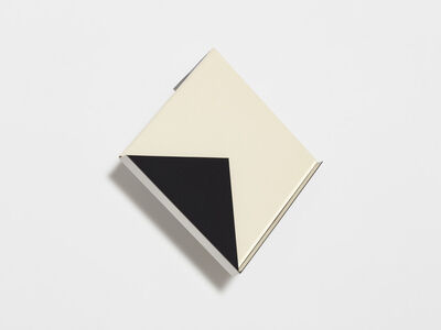 Fernanda Fragateiro, 'overlap (black and white), 5', ca. 2020