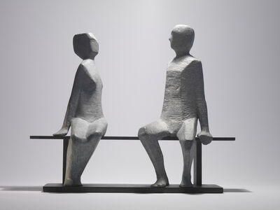Terence Coventry, 'Talking Couple', 2008