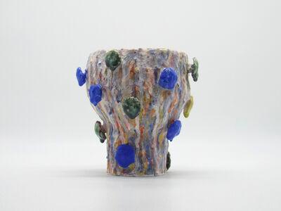 Kazuhito kawai, 'Still-life of wrapping paper of Calpis', 2019