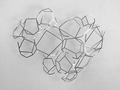 Rosario López, 'Polyhedron', 2010