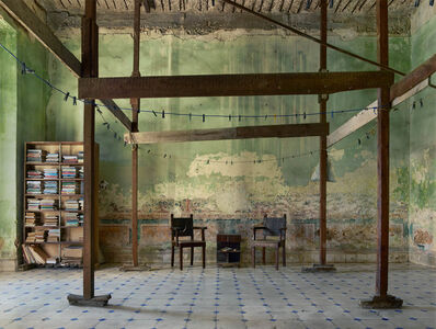 Michael Eastman, 'Scaffolds, Havana', 2014
