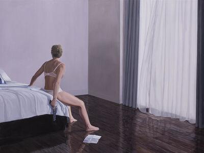 Jonathan Dalton, 'The Implied Escalation to Violence ', 2016