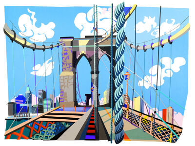 Philomena Marano, 'I Hear the Brooklyn Bridge Singing', 2003