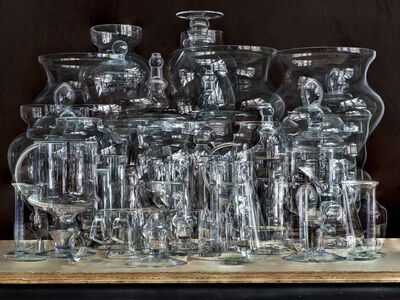 Abelardo Morell, 'Glassware Still Life #3', 2019