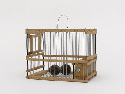 Mona Hatoum, 'Untitled (Athens cage)', 2019